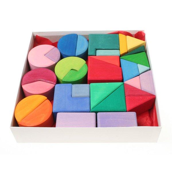 Square Triangle Game Grimm's Triangle Square