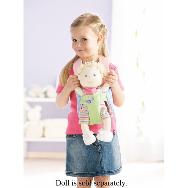 Dolls World Baby Carrier Haba Baby Doll Carrier Luca