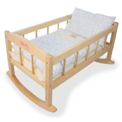 Simple Work Woodworking Plans Doll Cradle