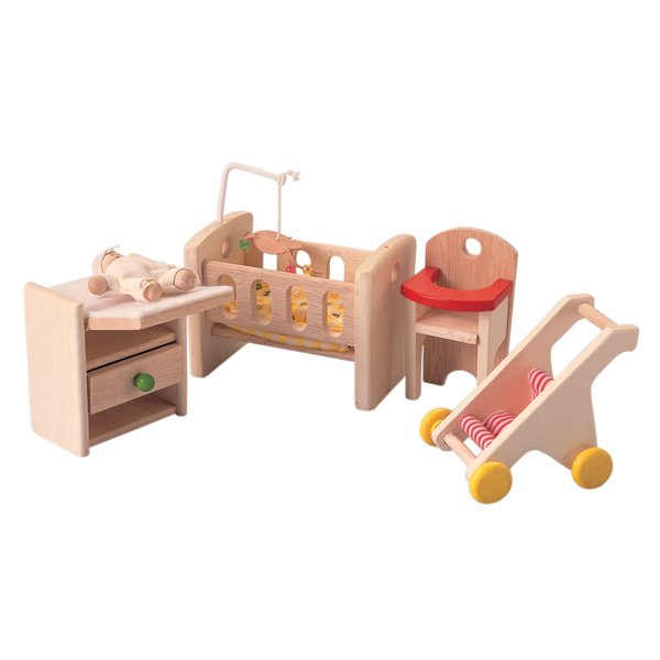 Wooden mission lamp plans plan toys dollhouse furniture ebay Wooden baby doll furniture