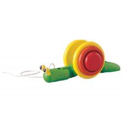 Plan Toys 5108 Pull Along Snail