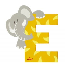 ... Sevi Graffiti Wooden Alphabet Animal Letters - Baby Naturopathics Inc