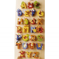 Babynaturopathics Com Sevi Graffiti Wooden Alphabet