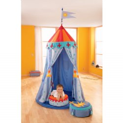HABA Knight`s Tent  sc 1 st  Baby Naturopathics & BabyNaturopathics.com - HABA Knightu0027s Tent For Room Decor and ...